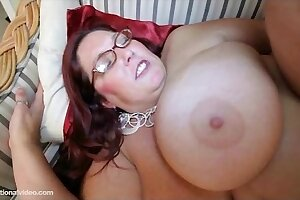 BBW Peaches LaRue is a Big Black Cock Lover