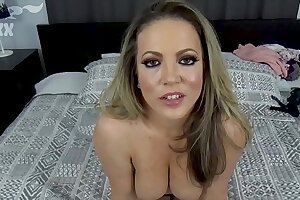 Son Gets Accidental Erection From Watching Mom Change into Different Outfits, POV - MILF, Family Sex, Fauxcest, Mature - Carmen Valentina