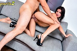 MAMACITAZ - Delicious Latina MILF Lady Cruz Rides Hard Cock In Hot Revenge Sex