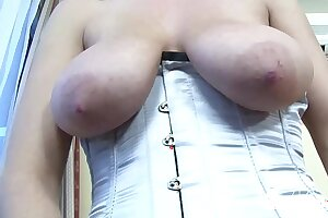 Janet Has Her Big Saggy Tits & Hairy Twat Fucked