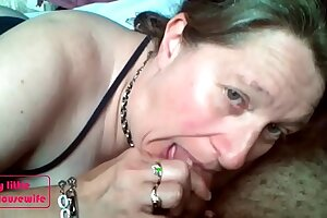 Blowjob, anal fucking and moaning