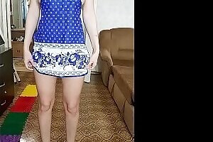 Big ass teen hot sexy girl big tits housewife Hot home cleaning Snickers baby
